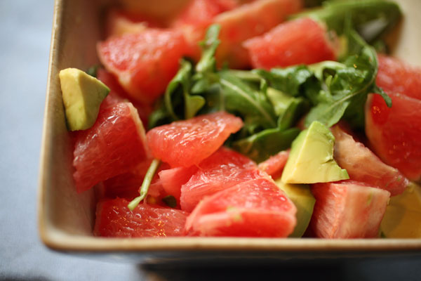 Post image for Best Friends: Grapefruit and Avocado