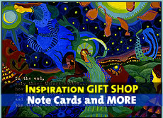 Inspiration Gift Shop: Note Cards and More