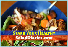 Spark Your Healthy: SaladDiaries.com