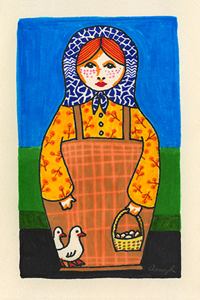 Matryoshka prints