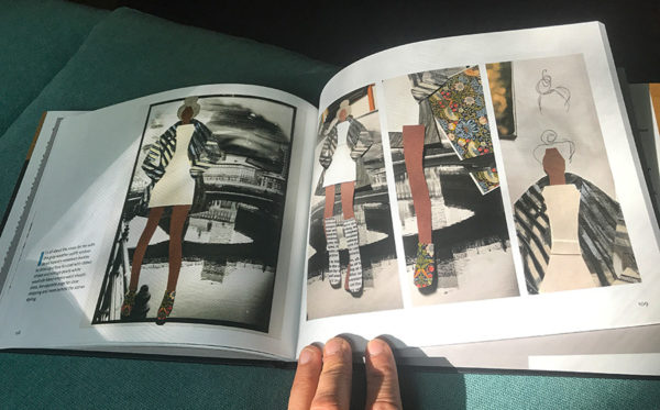 Sustainable Fashion samples pages